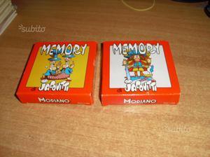 Jacovitti - due mazzi di carte - sigillate