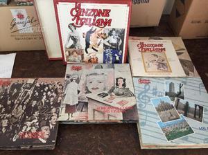 La canzone italiana, dischi in vinile