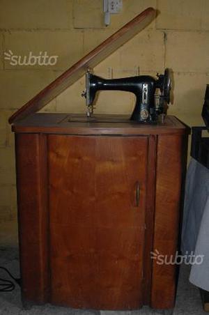 Macchina da cucire Klewann anni '50