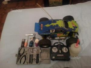 Monster truck a scopio