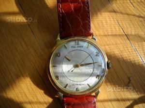 Orologio bulova anni 60