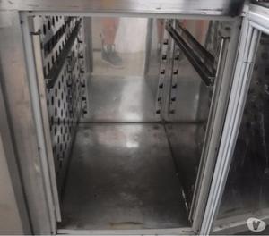 Tavolo inox usato con piano refrigerato posot class - Tavolo acciaio inox usato ...