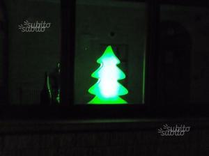 Albero di Natale da vetrina