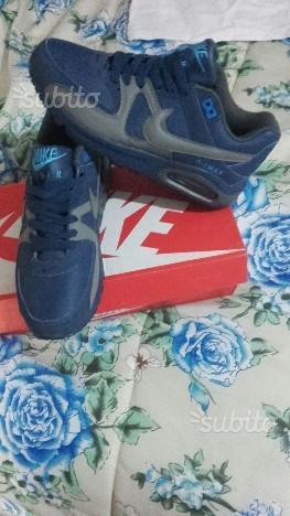 40ae37c9353f73 Nike air max uomo blue n