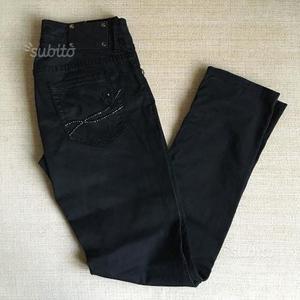 Pantaloni jeans donna Liu Jo, colore nero