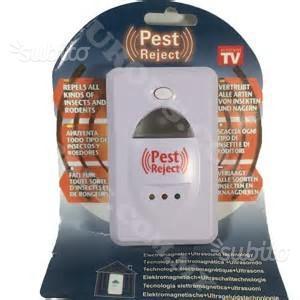Pest reject nella sua plastica originale sigillata