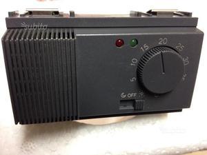 Termostato vimar posot class for Termostato touchscreen gsm vimar 02906