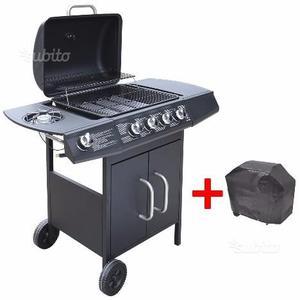 Barbecue e Griglia a Gas BBQ Esterno Giardino