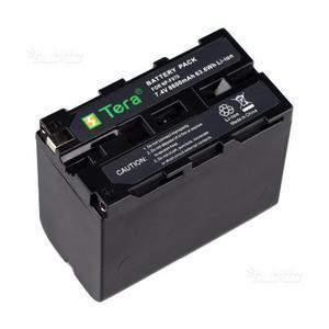 Batteria Tera NP-FV 8.6Ah compatibile Sony