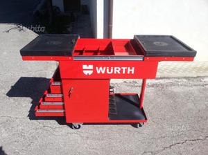 Carrello portautensili - attrezzi Würth. Nuovo