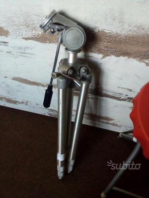 Cavalletto alluminio per fotografia ()