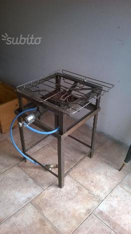 Fornello a gas da esterno