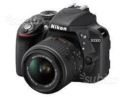 Fotocamera Digitale Reflex Nikon D Kit + AF-P