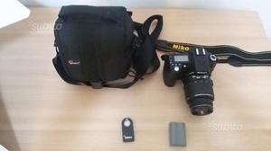 Nikon d90 Nital con  VR ( scatti)
