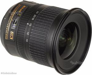 Nikon nikkor af-s dx mm f/g ed