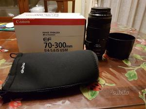 Obiettivo Canon  is usm per reflex Canon