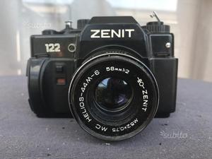 Zenit 122 macchina fotografica
