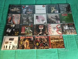 CD artisti vari in blocco