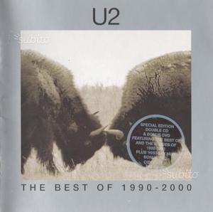 Cd U2 - The best of  CD