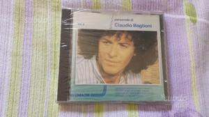 "Cd baglioni""personale di Claudio Baglioni vol2"""