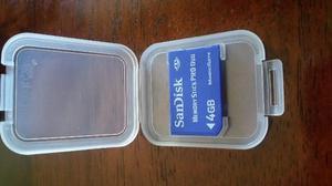 MEMORIA da 4 GB pro duo della sandisk