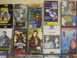 Sbarazzo Film VHS nuovi e usati più VHS vuote