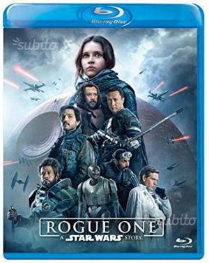 Star wars 8 rogue one story blu ray