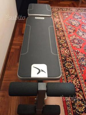 Vendita panca fitness