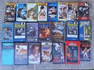 Videocassette vhs - vari generi
