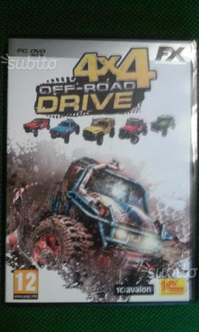 Gioco per PC 4X4 off road