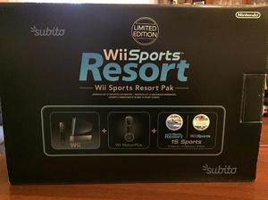 Nintendo WII Limited Edition+ accessori