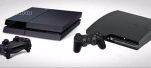PS3 e/o PS4