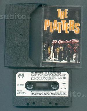 The Platters 20 greatest hits Lotus  MC
