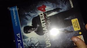 The last of us/ uncharted4
