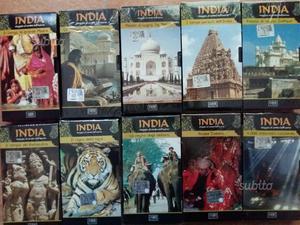 VideocassetteVHS INDIA viaggio al centro dell uomo