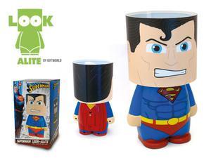 Lampada LED da scrivania DC COMICS SUPERMAN