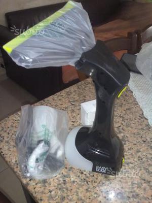 Robot lava vetri imetec posot class for Folletto aspira e lava