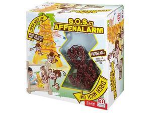 Mattel  - Salva le Scimmie Gioco da Tavolo (Gioco)