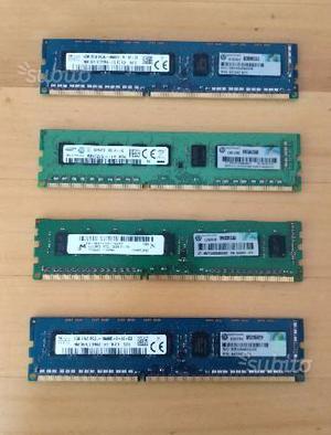 Ram 4GB ECC DDR3