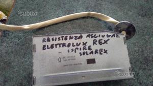 Resistenza asciugatrice elecrolux inspire solarex