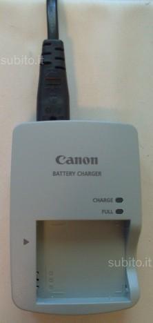 Caricabatteria per fotocamere Canon