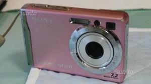 Fotocamera digitale Sony Cyber shot W80