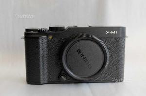Fuji XM1 Fujifilm X-M1