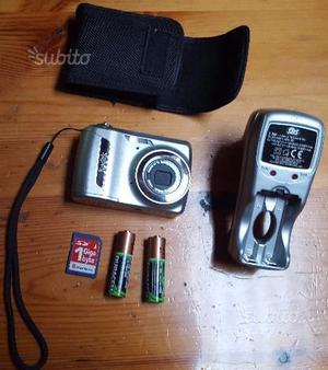 KODAK Easyshare C142 Fotocamera Digitale-Argento