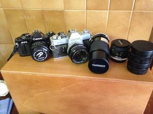 Macchine fotografiche ed accessori vintage