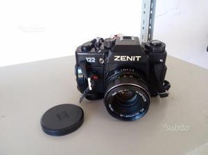 Macchinetta fotografica Zenit 122