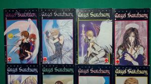 Angel Sanctuary dal n.1 al n.12 Planet Manga