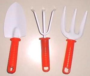 Set 5 attrezzi da giardino posot class for Attrezzi da giardino usati
