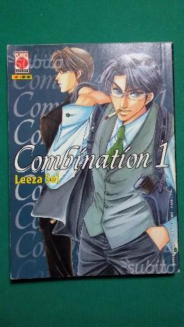 Combination volume n.1 Planet Manga