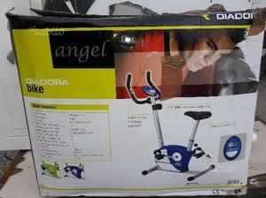 Cyclette nuova ancora imballata